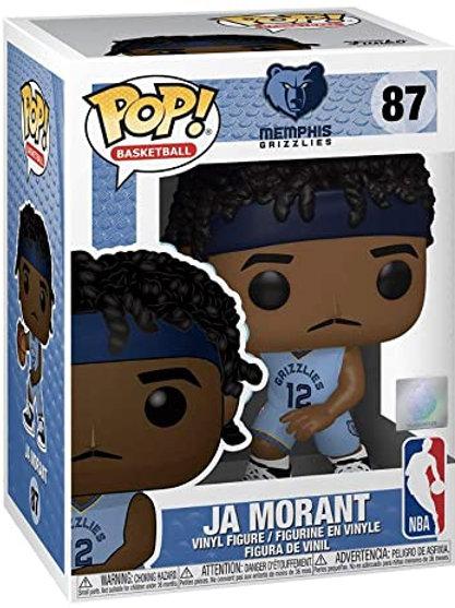 JA Morant Funko Pop! Memphis Grizzlies #87