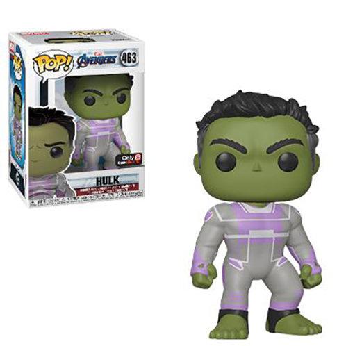 Hulk Funko Pop! Avengers #463 Game Stop Exclusive