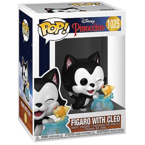 Figaro with Cleo Funko Pop! Disney Pinocchio #1025