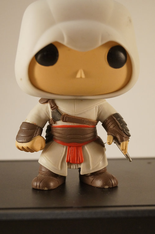 Altair Funko Pop! Assassin's Creed #20 Vaulted OOB *NO BOX*