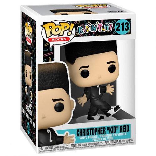 Christopher 'Kid' Reid Funko Pop! Kid N Play #213