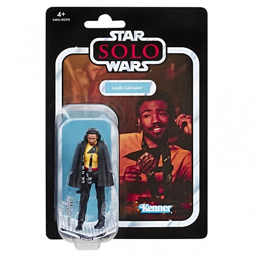 Lando Calrissian Star Wars The Vintage Collection Action Figure Wave 21