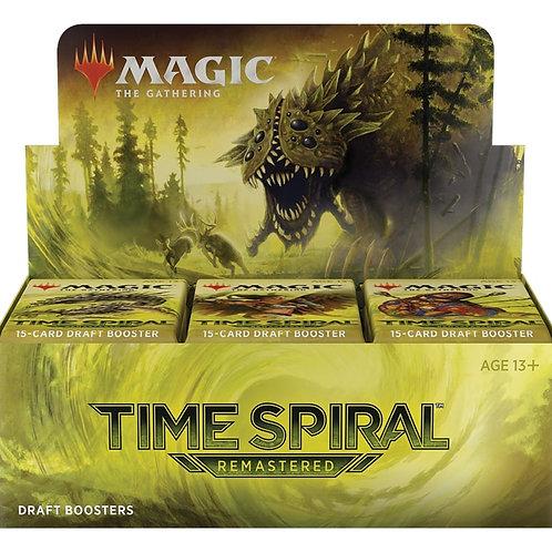 Magic Time Spiral Box