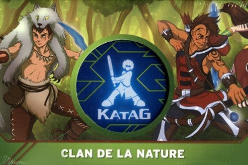 Katag Clan de la Nature Paquet de départ (1 joueur)