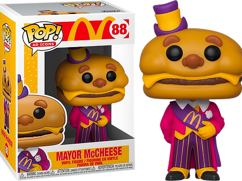Mayor McCheese Funko Pop! McDo #88