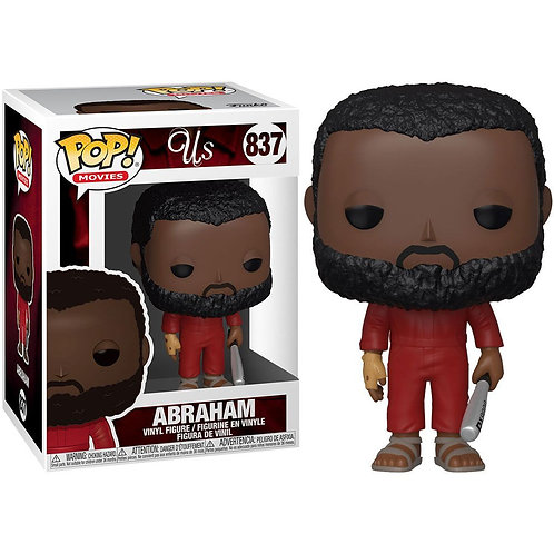 Abraham Funko Pop! Us #837