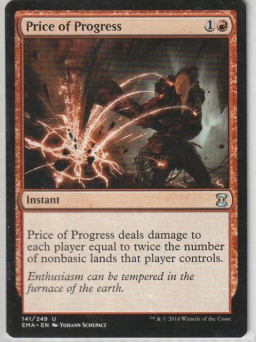 Price of Progress Eternal Masters #141/249