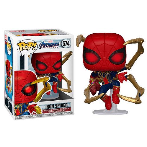 Iron Spider Funko Pop! Marvel Avengers Endgame #574