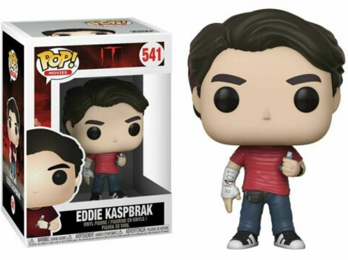 Funko Pop! IT Eddie Kaspbrak #541