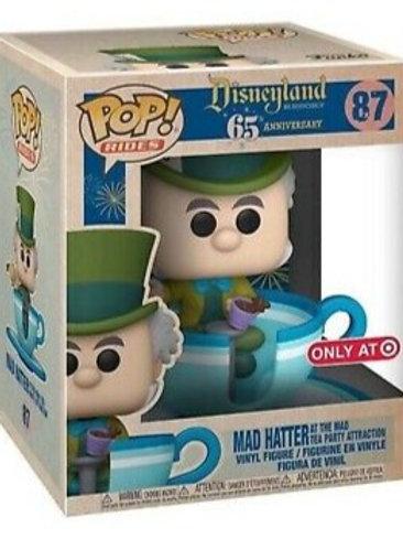 Mad Hatter Funko Pop! Disneyland 65 Anniversary # 87 Target Exclusive