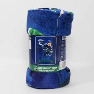 Ellias Petterson Super Plush Throw Blanket 46''x60''