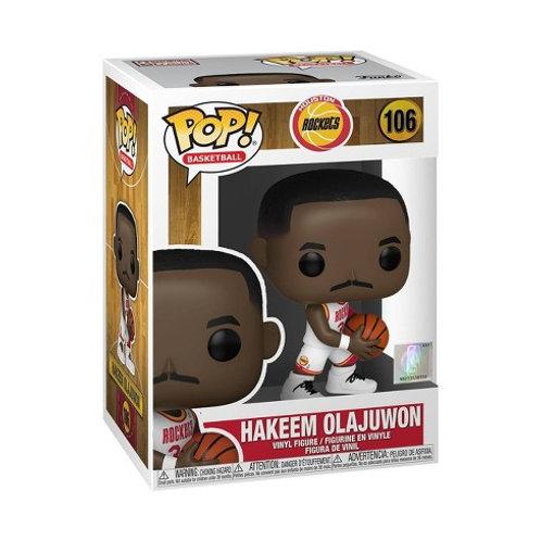 Hakeem Olajuwon Funko Pop! NBA Legends #106