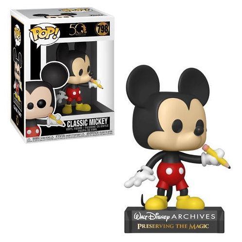 Classic Mickey Funko Pop! Disney Archives #798