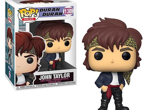 John Taylor Funko Pop! Duran Duran #130
