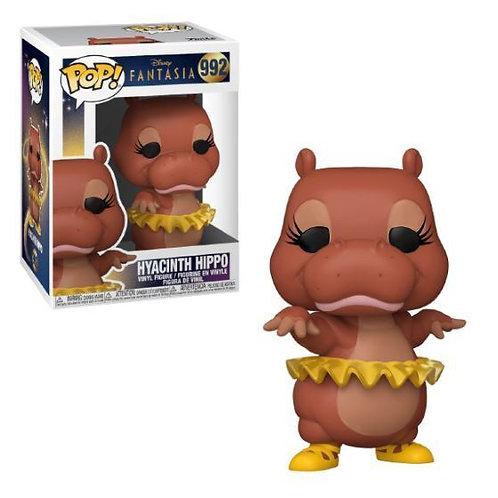 Hyacinth Hippo Funko Pop! Disney Fantasia #992