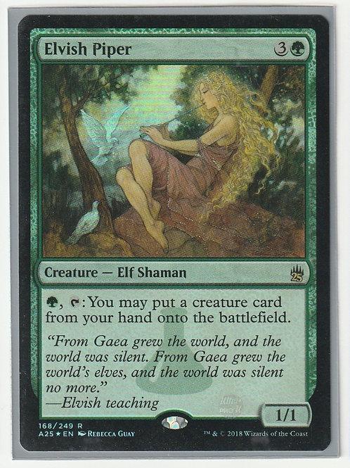 Elvish Piper Foil Masters 25 #168/249