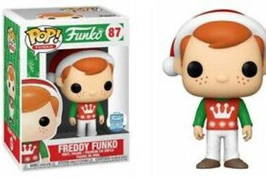 Freddy Funko Funko Pop! Funko #87 Funko Limited