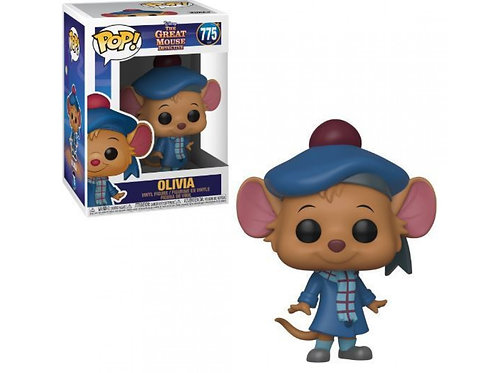 Olivia Funko Pop! The Great Mouse #775