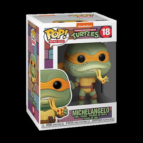 Michelangelo Funko Pop! TMNT #18