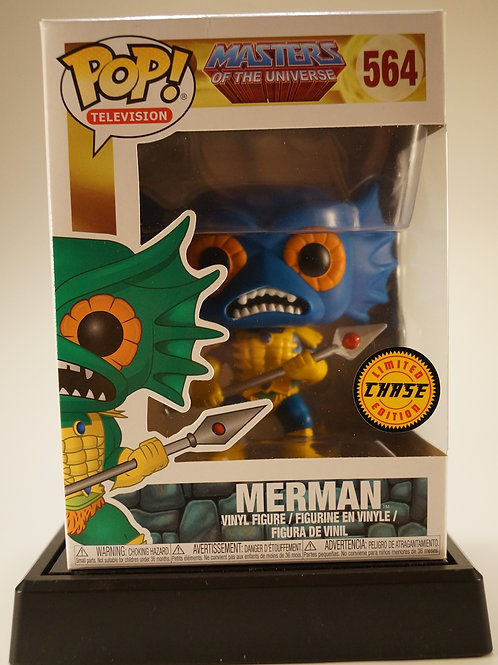 Merman Funko Pop! Masters of the Universe #564 Chase Vaulted