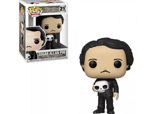 Edgar Allan Poe Funko Pop! Edgar Allan Poe #21
