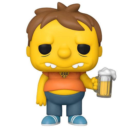 Barney Gumble Funko Pop! Simpsons #901