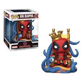King Deadpool Funko Pop! Deadpool Px Previews Exclusive #724