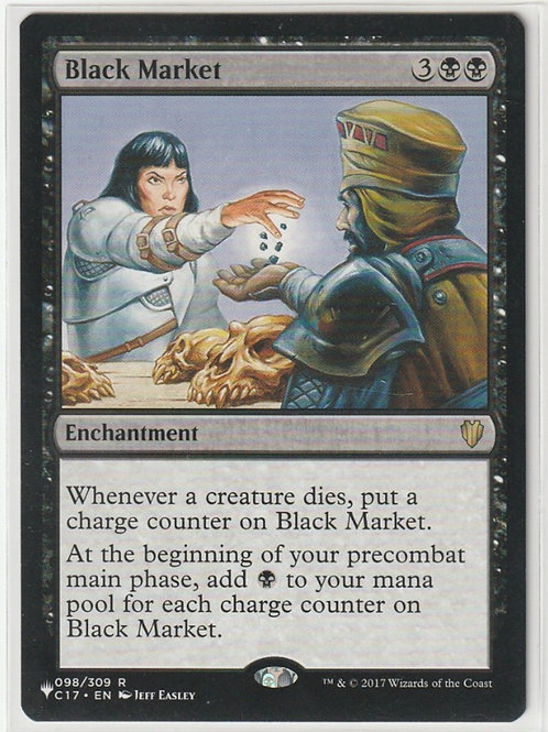 Black Market Mystery Booster #98/309