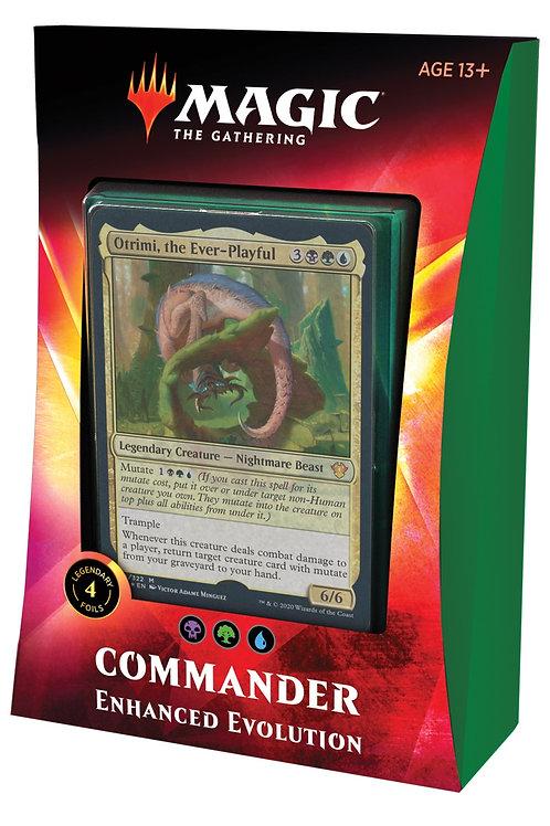 Enhanced Evolution Commander 2020
