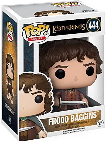 Frodo Baggins Funko Pop! Lord of the Rings #444