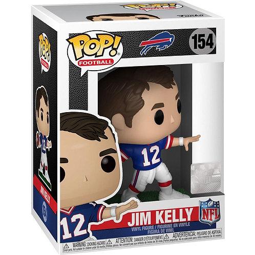 Jim Kelly Funko Pop! Bills #154