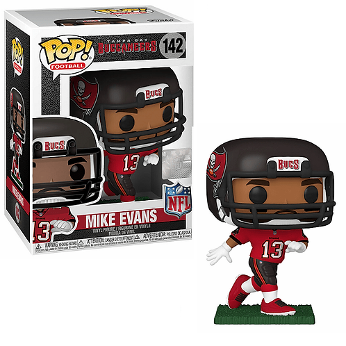 Mike Evans Funko Pop! Tampa Bay Buccaners #142