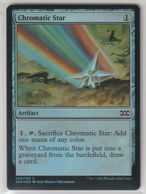 Chromatic Star Foil Double Masters #239/332
