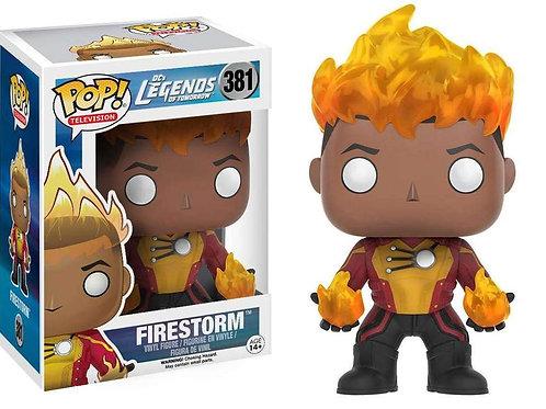 Firestorm Funko Pop! Dc Legends #381