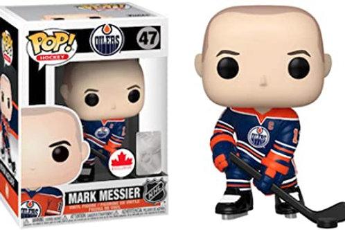 Mark Messier Funko Pop! Oilers #47