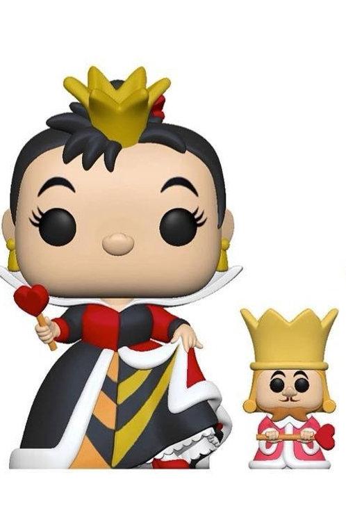 Queen w/King Funko Pop! Alice in Wonderland 70th Anniversary *Pre-Order
