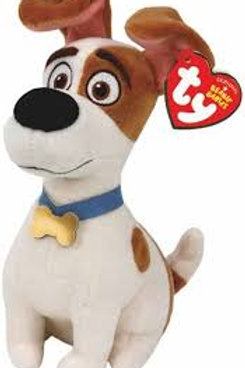 """Max TY TheSecret Life Of Pets 2 6"""" Petit"""
