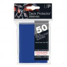 Blue 50ct Standard Deck Protector Sleeves