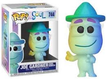 Joe Gardner Soul World Funko Pop! Disney Soul #744