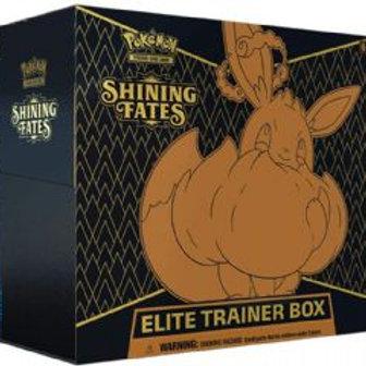 Pokemon Elite Trainer Box Shinning Fates