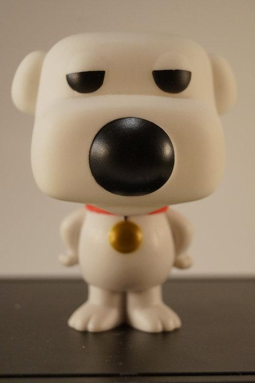 Brian Funko Pop! Family Guy #32 Vaulted OOB *NO BOX*