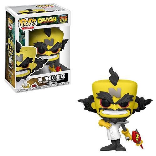 Dr. Neo Cortex Funko Pop! Crash Bandicoot #276