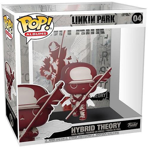 Hybrid Theory Funko Pop! Linkin Park #04