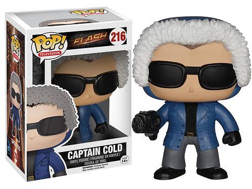 Captain Cold Funko Pop! Flash #216