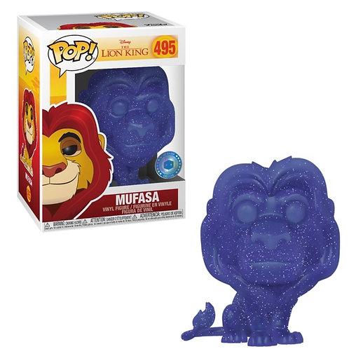 Mufasa Funko Pop! Disney The Lion King #495 Pop in a Box Exclusive