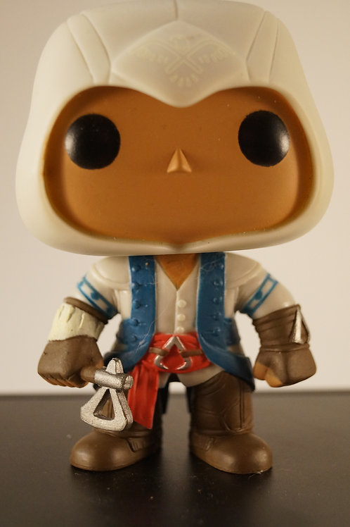 Connor Funko pop! Assassin's Creed #22 Vaulted OOB *NO BOX*