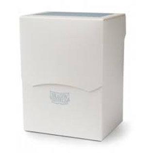 Dragon Shield Deck Shell White