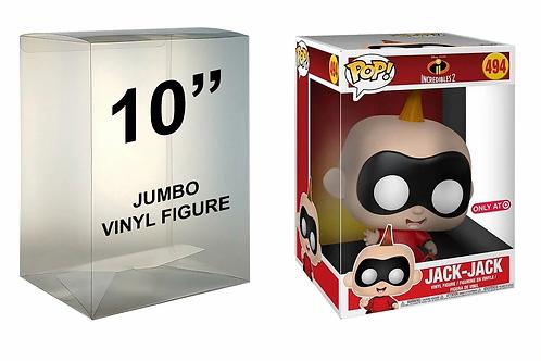 Funko Pop Clear Plastic Protector 10''