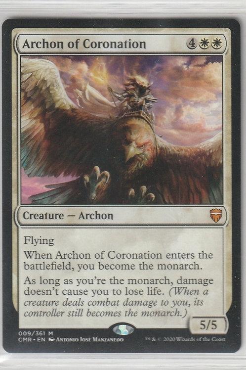Archon of Coronation Commander Legends #9/361