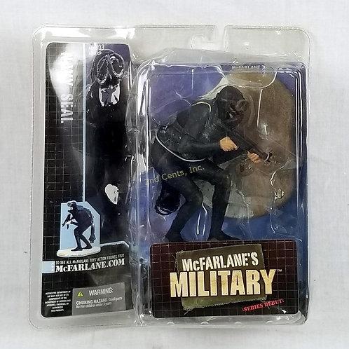 Navy Seal McFarlane's Military Serie Debut